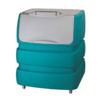 Πλαστική Αποθήκη Πάγου 240kg Bin-240pe