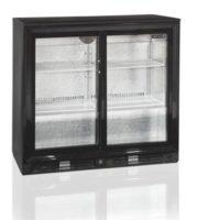 Ψυγείο Back Bar (191lt) Διπλό Με Συρόμενες Πόρτες Tefcold DB200S