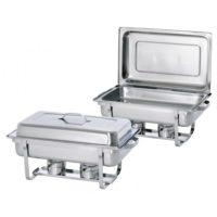 Επιτραπέζια Μπαιν Μαρί (Chafing Dish) (Σετ 2 Τεμαχίων) Για GN 1/1 Bartscher 500486