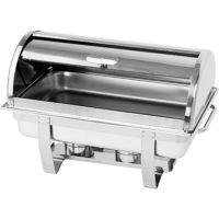 Roll Top Επιτραπέζιο Μπαιν Μαρί (Chafing Dish) Για GN 1/1 Stalgast 434090
