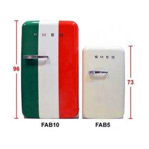 Minibar FAB10 Smeg