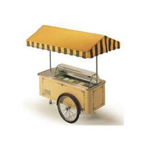 Ψυγεία Ειδικού Τύπου Carrettino Isa