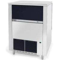 Παγομηχανή 130kg Ψεκασμού (Παγάκι Συμπαγές 18gr) Brema CB-1265