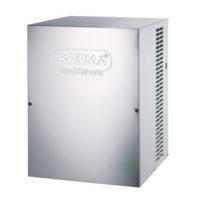 Διαιρούμενη Παγομηχανή 200kg Κάθετου Στοιχείου (Παγάκι Πλακέ 7gr) Brema VM500