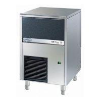 Παγομηχανή 44kg Ψεκασμού (Παγάκι Συμπαγές 18gr) Brema CB-416