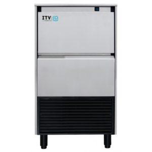 Παγομηχανή 70kg Ψεκασμού (Παγάκι Συμπαγές 23gr) ITV Gala NG80