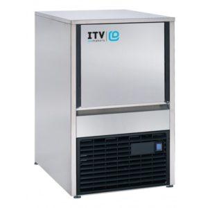 Παγομηχανή 22kg Ανάδευσης (Παγάκι Τρύπα 20gr) ITV QUASAR NGQ20
