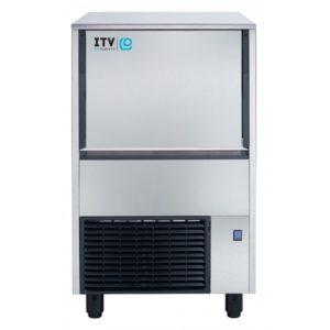 Παγομηχανή 48kg Ανάδευσης (Παγάκι Τρύπα 20gr) ITV QUASAR NGQ50