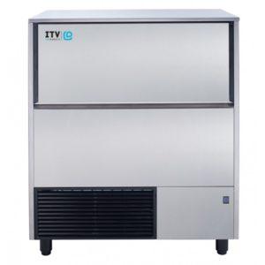 Παγομηχανή 122kg Ανάδευσης (Παγάκι Τρύπα 20gr) ITV QUASAR NGQ130