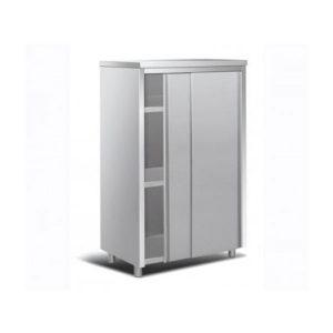 Ερμάριο Σκευών 180x70x200cm Με Συρόμενες Πόρτες