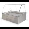 Μπαιν Μαρί Επιτραπέζιο Για 2 GN1/1 (94x60x60cm) Με Βιτρίνα