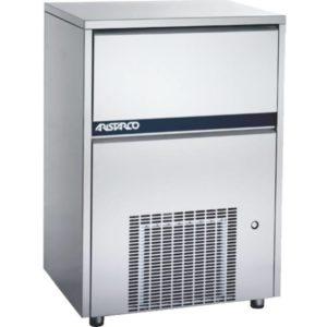 Παγομηχανή 140kg Ψεκασμού (παγάκι συμπαγές 18gr) Aristarco CP140.75