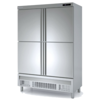 Ψυγείο-Θάλαμος Συντήρησης (1130Lt) Inox Με 4 Πόρτες CORECO ACR-1304