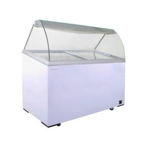 Βιτρινα Χυμα Παγωτου (12 Γευσεις) Metalfrio D500 AF