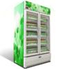 Βιτρίνα Συντήρησης Διπλή (1000Lt) Intercool SPE-1005 Λευκή