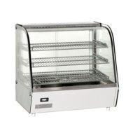 Επιτραπέζια Θερμαινόμενη Βιτρίνα (69x60x67cm) Deli Plus 120